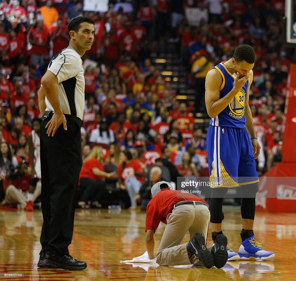Rockets Vs Warriors May 24: Golden State Warriors V Houston Rockets