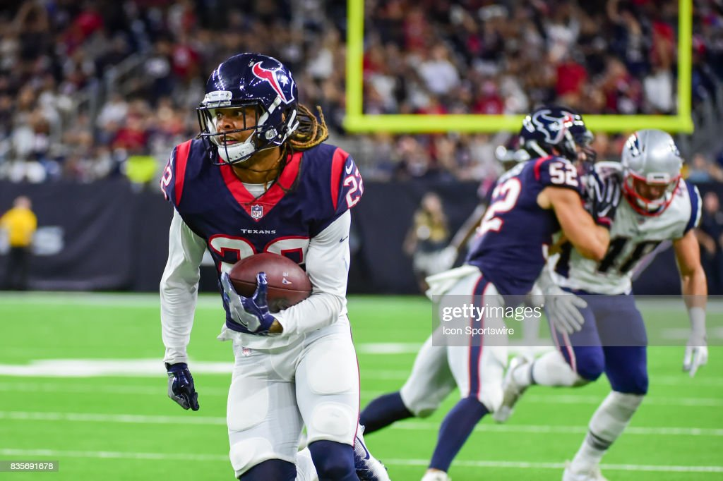 best service 9e517 d1bfd denzel rice 22 houston texans jersey