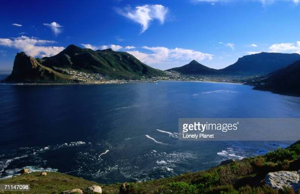 Hout Bay from Chapman's Peak Drive, Cape Peninsula, South Africa