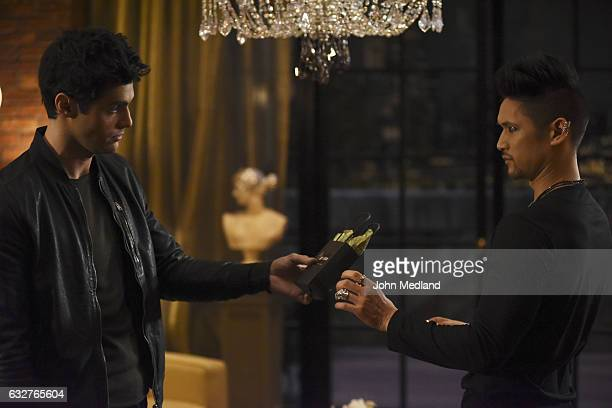 SHADOWHUNTERS 'How Are Thou Fallen' Clary and Luke find themselves at odds over Cleo in How Are Thou Fallen an all new episode of Shadowhunters...
