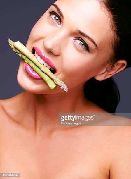 Wie könnten Sie sagen Nein zu Gemüse jetzt?