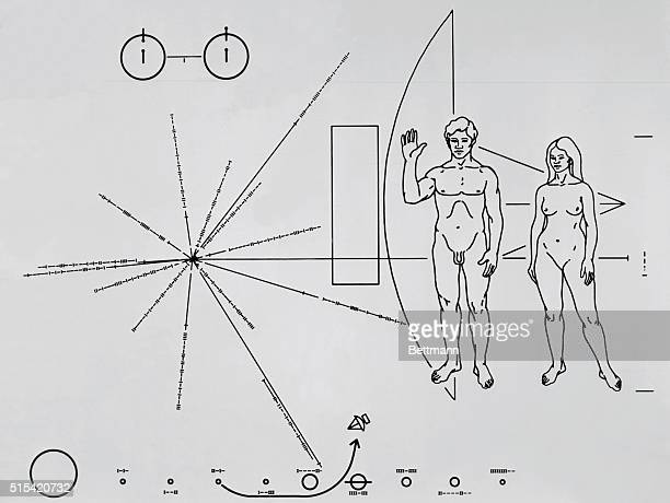 How Others May See Us Washington When Pioneer F spacecraft destined to be the first man made object to escape from the solar system into interstellar...