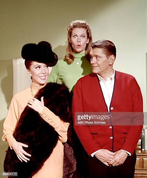 BEWITCHED 'How to Fail in Business With All Kinds of Help' Season Three 4/6/67 Darrin resented Samantha's involvement with his lipstick campaign for...