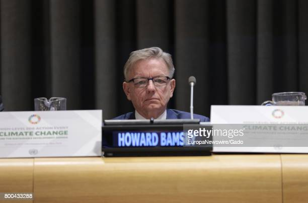 Howard Bamsey Executive Director of the Board of the Green Climate Fund at the United Nations March 23 2017