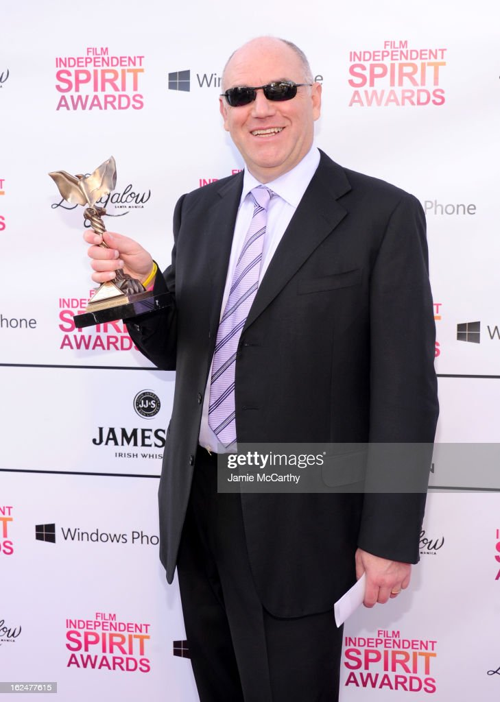 Howard Barish attends the 2013 Film Independent Spirit Awards After Party hosted by Microsoft Windows Phone at The Bungalow at The Fairmont Hotel on February 23, 2013 in Santa Monica, California.