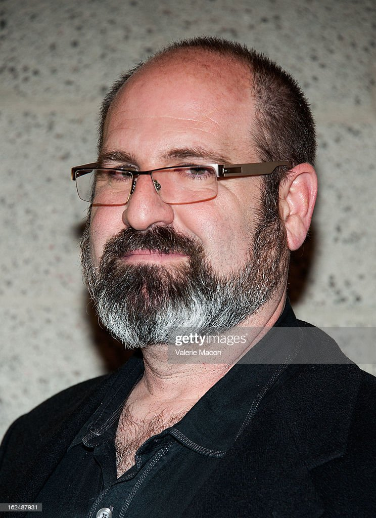 Howard Berger attends The Academy Of Motion Picture Arts And Sciences Presents Oscar Celebrates: Makeup And Hairstyling at the Academy of Motion Picture Arts and Sciences on February 23, 2013 in Beverly Hills, California.