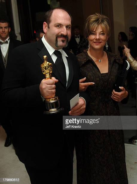 Howard Berger winner Best Makeup for The Chronicles of Narnia The Lion the Witch and the Wardrobe and guest