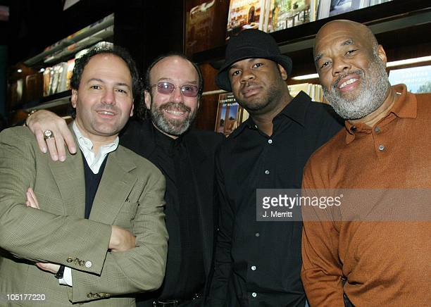 Howard Bingham and guests during Taschen Books Takes Los Angeles at Tascchen Book Store in Beverly Hills California United States