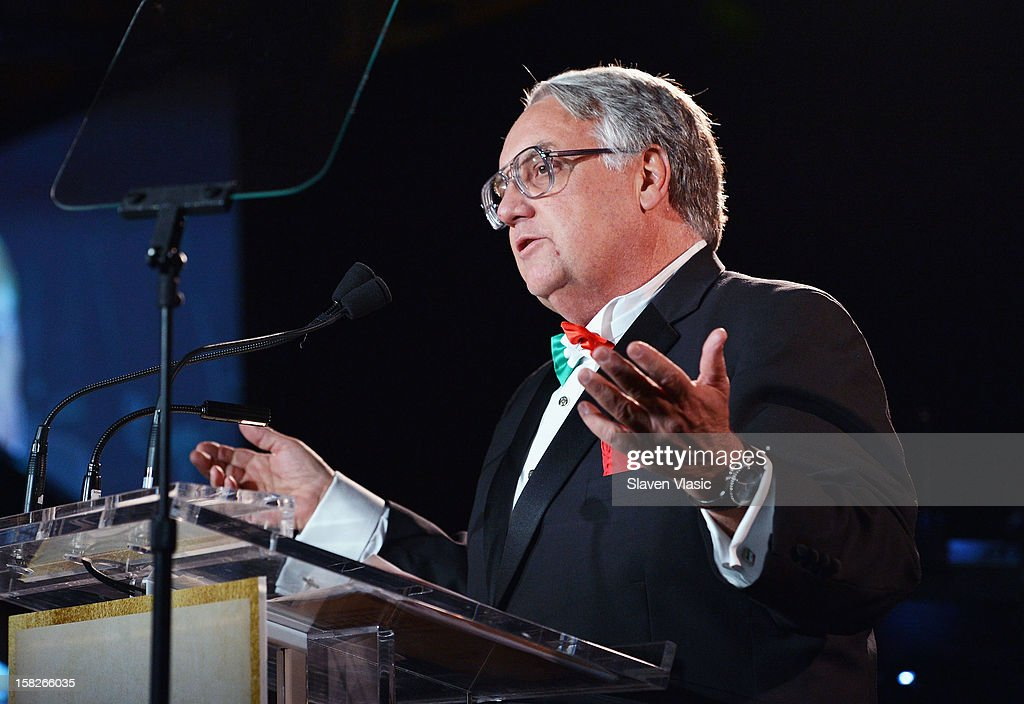 Howard Buffett attends the 2012 Happy Hearts Fund Land Of Dreams: Mexico Gala at Metropolitan Pavilion on December 11, 2012 in New York City.