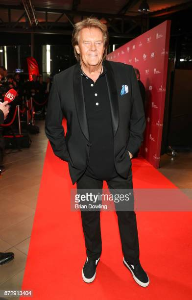 Howard Carpendale arrives at the TULIP Gala 2017 at MetropolisHalle on November 11 2017 in Potsdam Germany