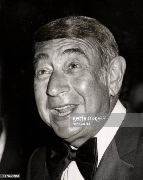 Howard Cosell during 16th Annual AllAmerican Golf Collegiate dinner at Waldorf Astoria Hotel in New York City NY United States