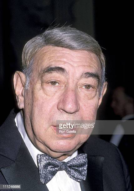 Howard Cosell during International Television Radio Society's Gold Medal Awards at The Waldorf Astoria in New York City New York United States
