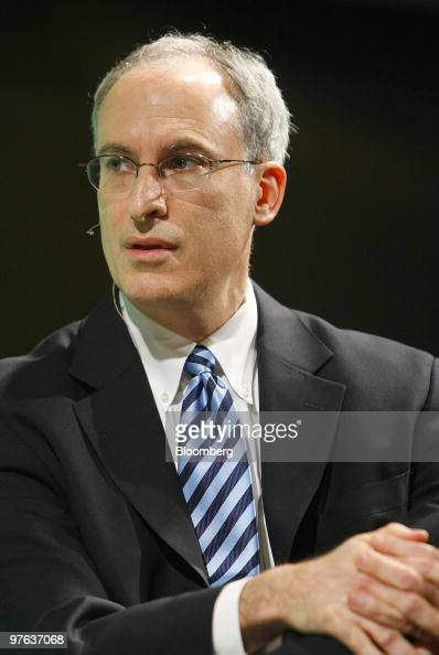 Howard Cure managing director and director of municipal research at Evercore Wealth Management LLC speaks during the Bloomberg Cities Debt Briefing...