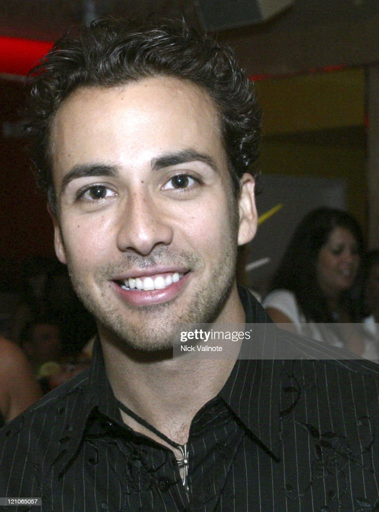 "Howard Dorough ?Howie D."" of the Backstreet Boys Hosts Auction and Cocktail"