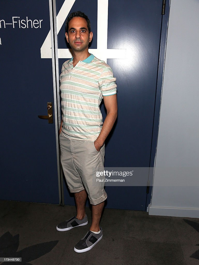 Howard Gertler attends the Sundance Institute NY Short Film Lab at BAM Rose Cinemas on July 14, 2013 in the Brooklyn borough of New York City.