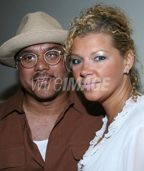 Howard Hewett And Wife Angela Hewett Wireimage 80991147