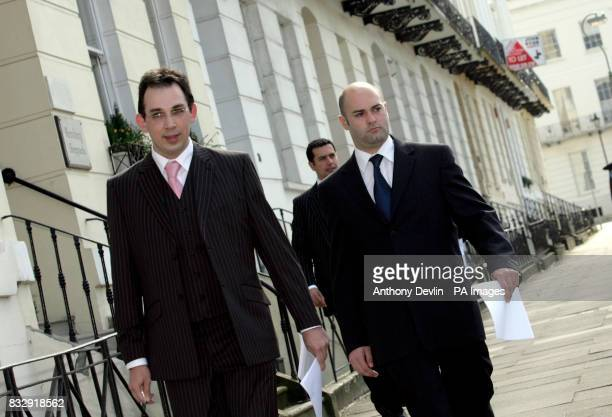 Howard Johnston walks in Cheltenham after his expartner Natallie Evans lost her fight at the European Court of Human Rights to become a mother using...
