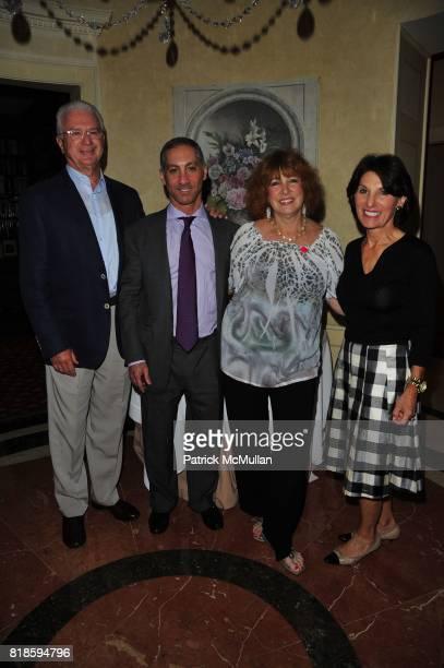 Howard Katz Dr Roy Brooady Phyllis Green and Ellen Katz attend Dinner party to celebrate The Child Mind Institute's 2010 Adam Jeffrey Katz Memorial...