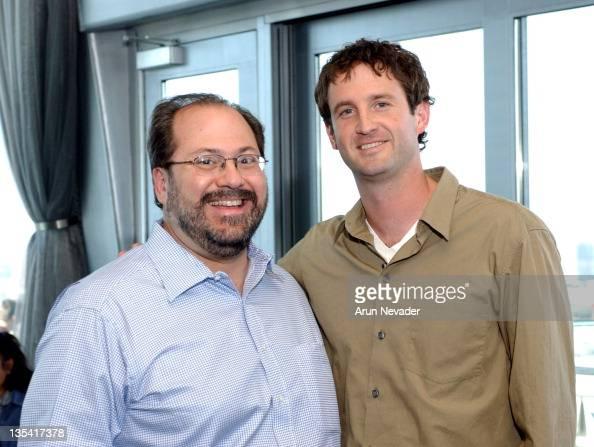 Howard Lefkowitz President of Vegascom and Trevor Groth CineVegas Film Festival Program Director