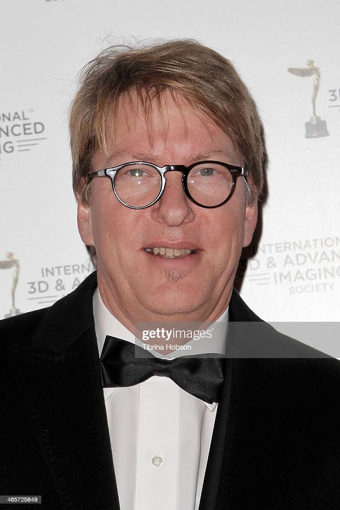 Howard Lukk attends the annual International 3D and Advanced Imaging Society's Creative Arts Awards at Warner Bros. Studios on January 28, 2014 in Burbank, California.