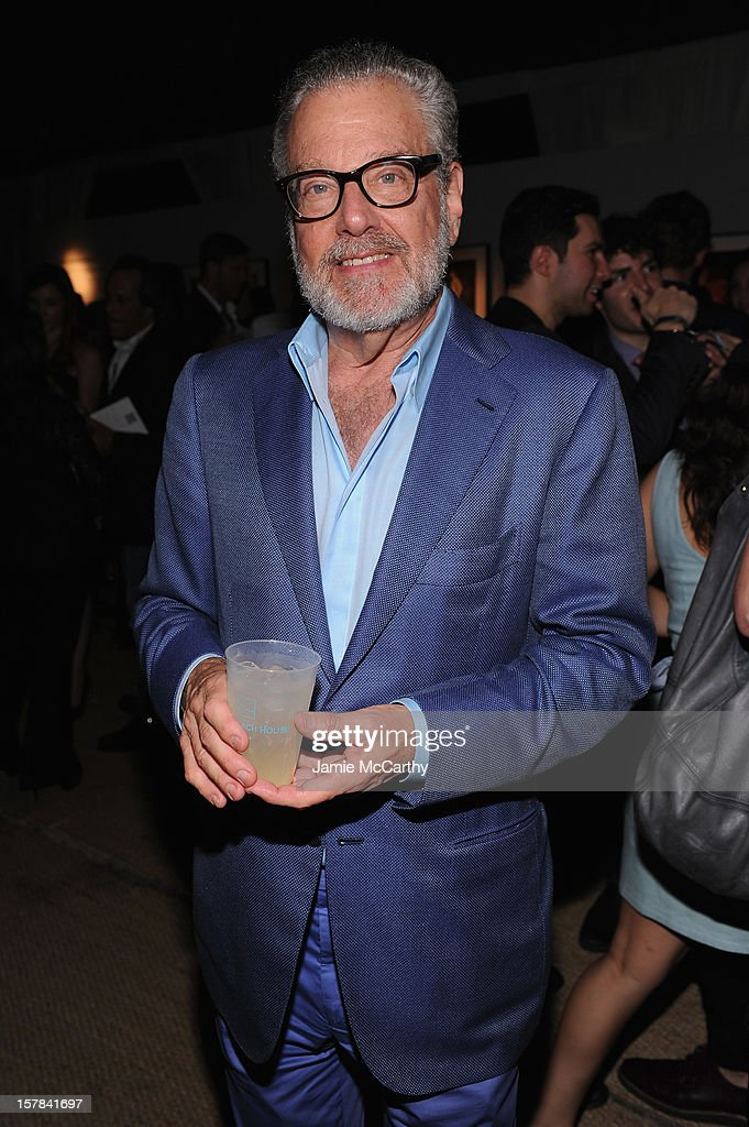 Howard Rachofsky attends the amfAR Inspiration Miami Beach Party at Soho Beach House on December 6, 2012 in Miami Beach, Florida.