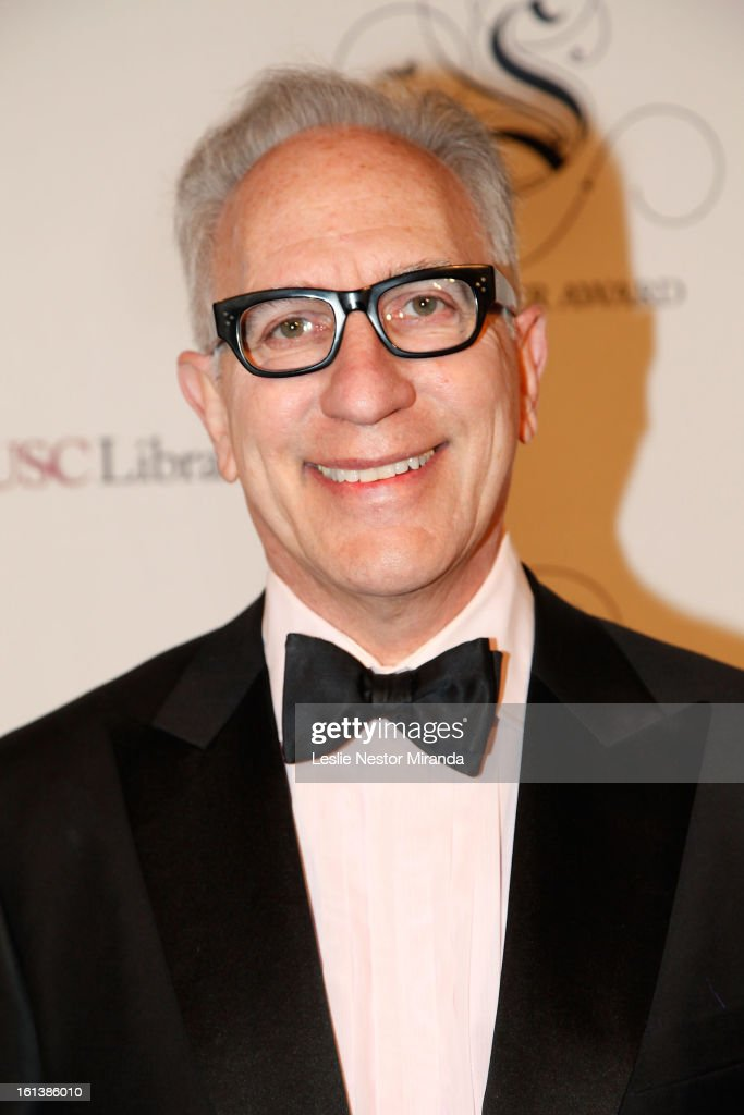 Howard Rodman attends The USC Libaries Twenty-Fifth Anuual Scripter Awards at USC Campus, Doheney Library on February 9, 2013 in Los Angeles, California.