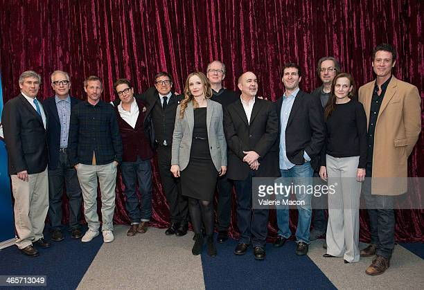 Howard Rodman Spike Jonze Eric Warren Singer David O Russell Julie Delpy Tracy Letts Terence Winter Billy Ray Bob Nelson Melisa Wallack and Craig...