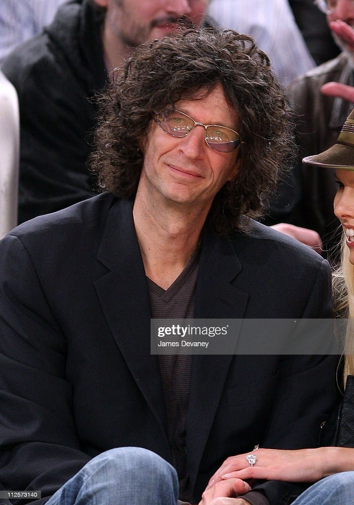 <a gi-track='captionPersonalityLinkClicked' href=/galleries/search?phrase=Howard+Stern+-+Media+Personality&family=editorial&specificpeople=211543 ng-click='$event.stopPropagation()'>Howard Stern</a> attends San Antonio Spurs vs NY Knicks game at Madison Square Garden in New York City on February 8, 2008.