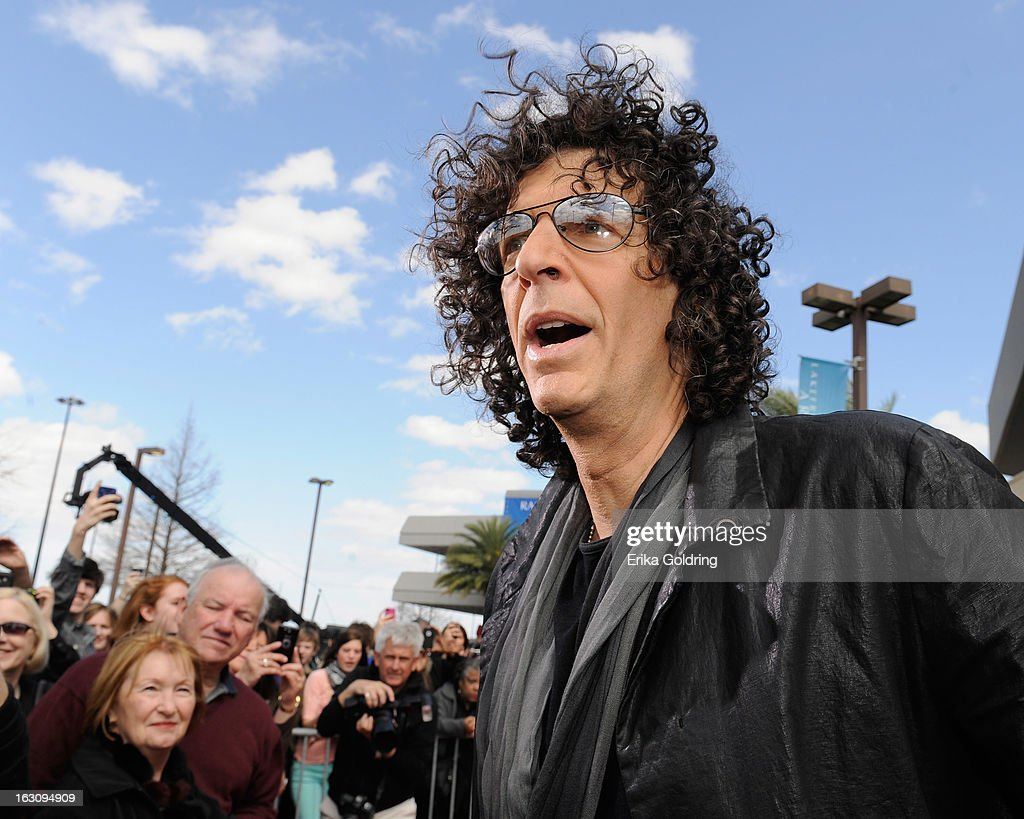 <a gi-track='captionPersonalityLinkClicked' href=/galleries/search?phrase=Howard+Stern+-+Media+Personality&family=editorial&specificpeople=211543 ng-click='$event.stopPropagation()'>Howard Stern</a> attends the 'America's Got Talent' New Orleans auditions as a judge at UNO Lakefront Arena on March 4, 2013 in New Orleans, Louisiana.