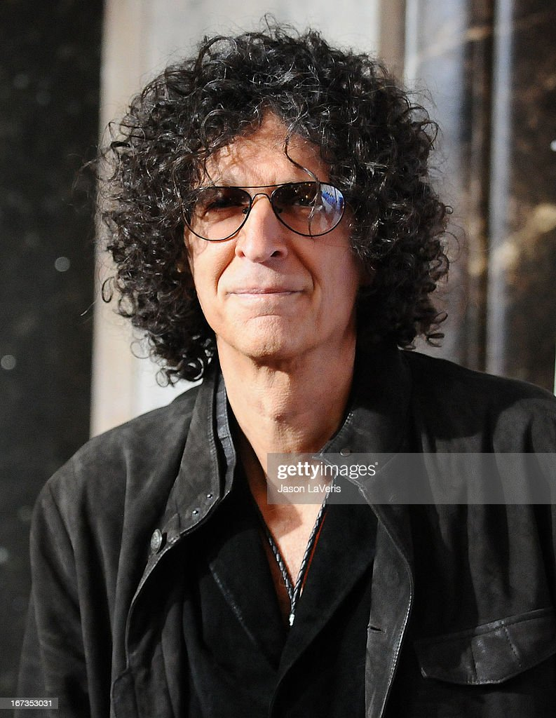 <a gi-track='captionPersonalityLinkClicked' href=/galleries/search?phrase=Howard+Stern+-+Locutor&family=editorial&specificpeople=211543 ng-click='$event.stopPropagation()'>Howard Stern</a> attends the 'America's Got Talent' season eight premiere party at the Pantages Theatre on April 24, 2013 in Hollywood, California.