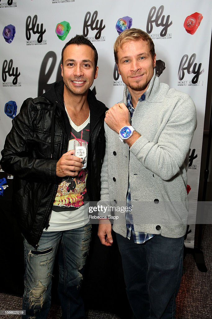 <a gi-track='captionPersonalityLinkClicked' href=/galleries/search?phrase=Howie+Dorough&family=editorial&specificpeople=204770 ng-click='$event.stopPropagation()'>Howie Dorough</a> and <a gi-track='captionPersonalityLinkClicked' href=/galleries/search?phrase=Brian+Littrell&family=editorial&specificpeople=215310 ng-click='$event.stopPropagation()'>Brian Littrell</a> of The Backstreet Boys at GBK Musical Lounge With Invited Nominees And Presenters Of The American Music Awards - Day 1 at Andaz on November 16, 2012 in West Hollywood, California.
