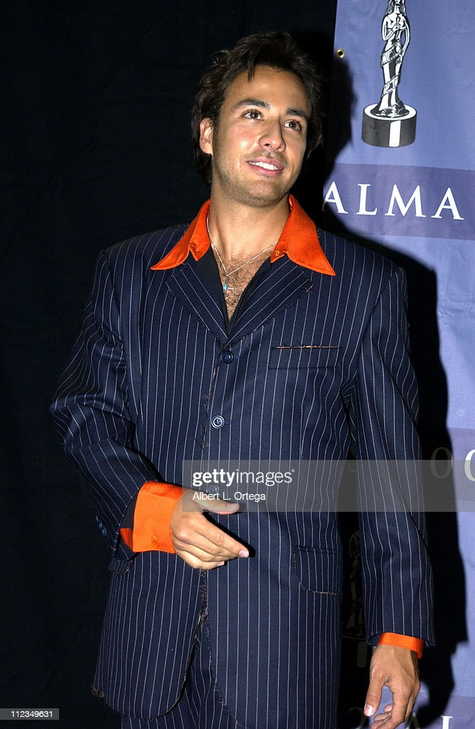 2002 ALMA Awards Gala - Press Room
