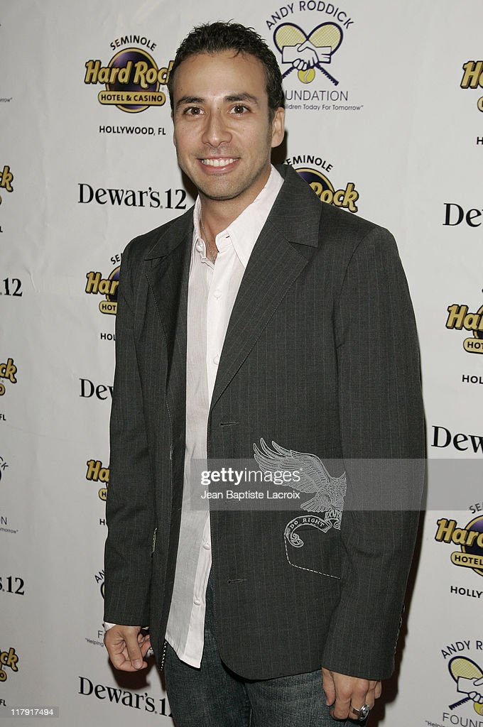 Andy Roddick 1st Annual Charity Celebrity Poker Tournament - Arrivals