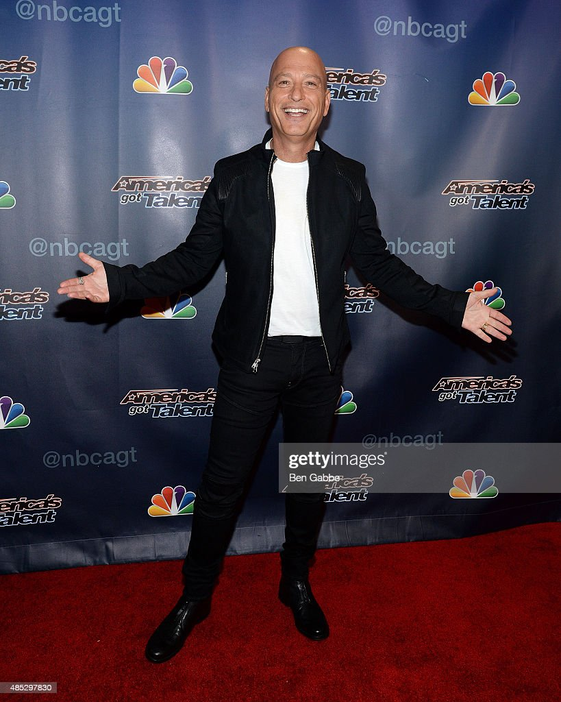 """America's Got Talent"" Post-Show Red Carpet - August 26, 2015"