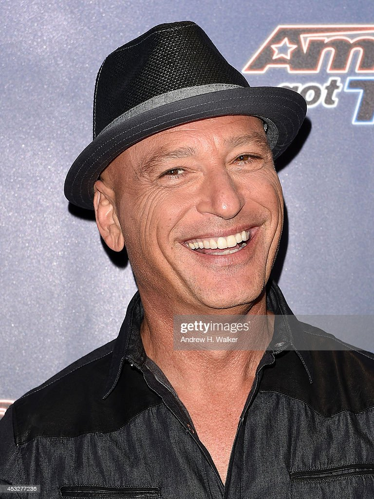 <a gi-track='captionPersonalityLinkClicked' href=/galleries/search?phrase=Howie+Mandel&family=editorial&specificpeople=595760 ng-click='$event.stopPropagation()'>Howie Mandel</a> attends 'America's Got Talent' season 9 post show red carpet event at Radio City Music Hall on August 6, 2014 in New York City.