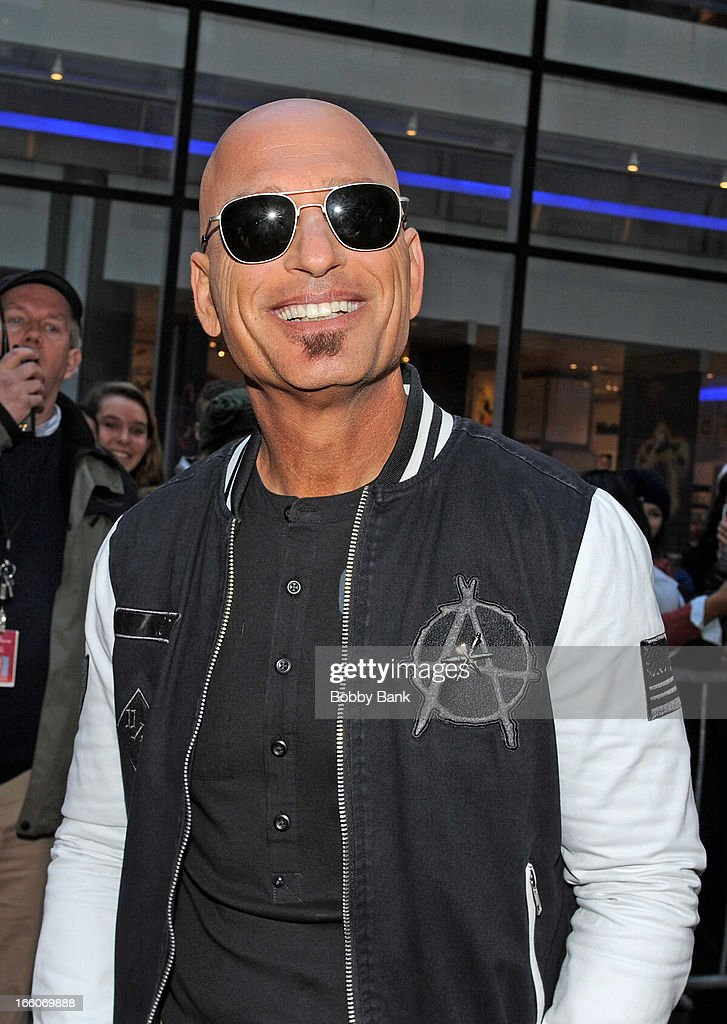 Howie Mandel attends the 'America's Got Talent' New York Auditions at Rockefeller Center on April 8, 2013 in New York City.