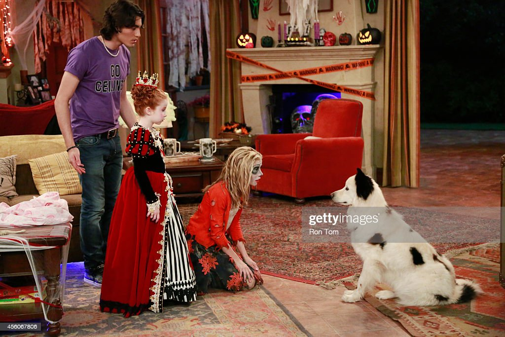 BLOG - 'Howloween 2: The Final Reckoning' - When Ellen and Bennett overhear Stan talking, the kids go to great lengths to convince their parents the house is haunted to help keep Stan's secret. This episode of 'Dog With A Blog' airs Thursday, October 2 (8:00 PM ET/PT), on Disney Channel.