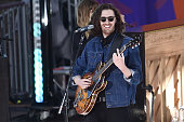 """Hozier Performs On """"Good Morning America"""""""