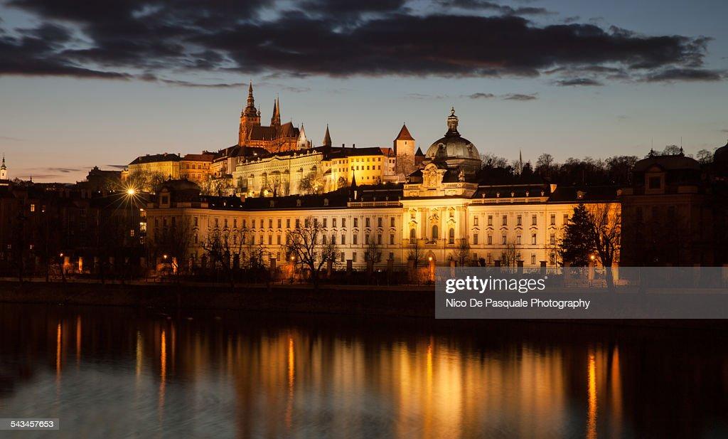 Hradcany Castel Prague