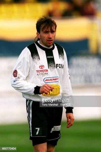 SK Hradec Kralove's Richard Jukl