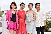 """Nina Wu"" Photocall - The 72nd Annual Cannes Film..."