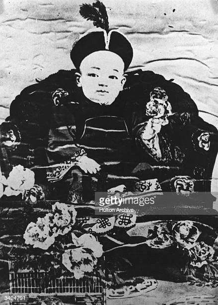 Hsuan Tung who succeeded to the throne at the age of two He later became Emperor of Manchukuo a Japanese puppet state