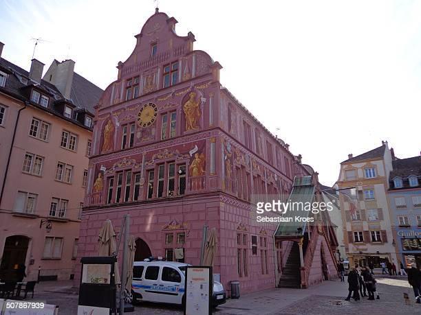 Hôtel de ville Mulhouse, France