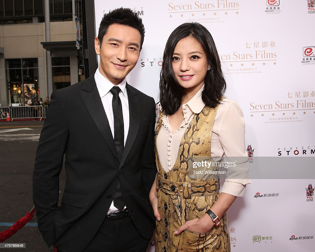 88th Birthday Of TLC Chinese Theater IMAX, Honoring Justin Lin, Zhao Wei And Huang Xiaoming with Iconic Imprint Ceremony
