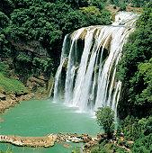 Huangguoshu Waterfall,Guizhou,China
