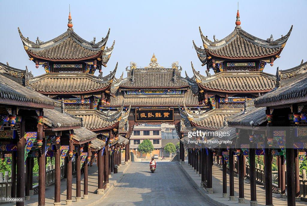 Kinh nghiệm du lịch Trung Quốc | huanglongxi town