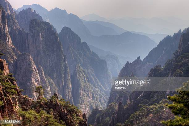 Huangshan Mountain, Chinese famous landscape
