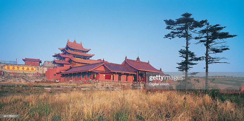 Huazang Temple, Mt Emei, Sichuan Province, China