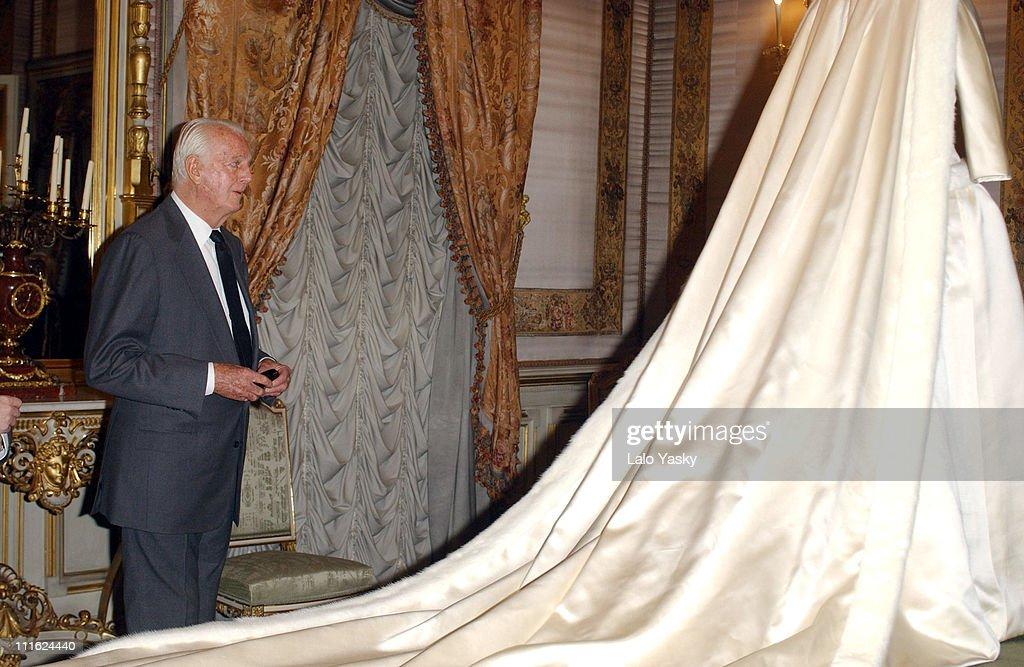 Hubert de Givenchy and the wedding gown of Queen Fabiola of Belgium