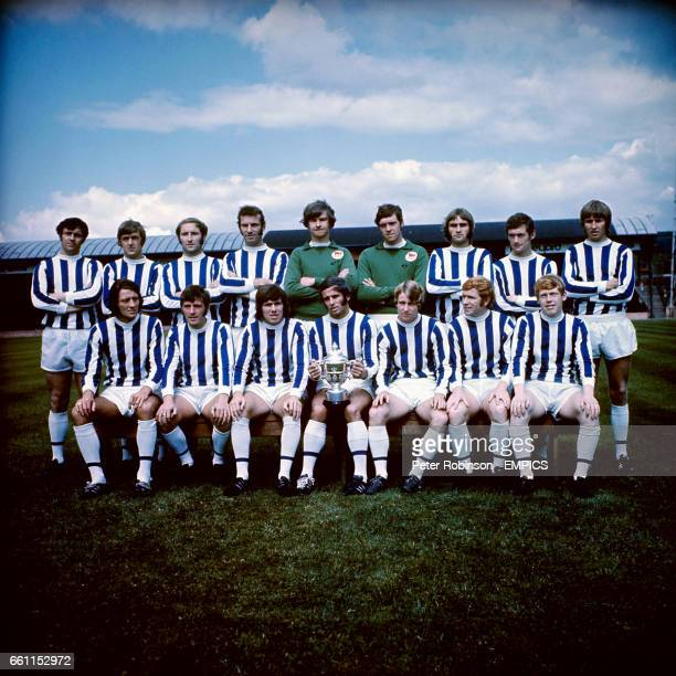 Huddersfield Town 196970 Division Two Champions Ray Mielczarek Steve Smith Dennis Clarke Roy Ellam David Lawson Terry Poole Dick Krzywicki Trevor...